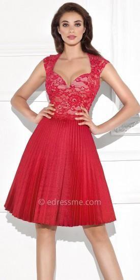 Seven Cocktail Dress by Tarik Ediz #dress #dresses #fashion ...