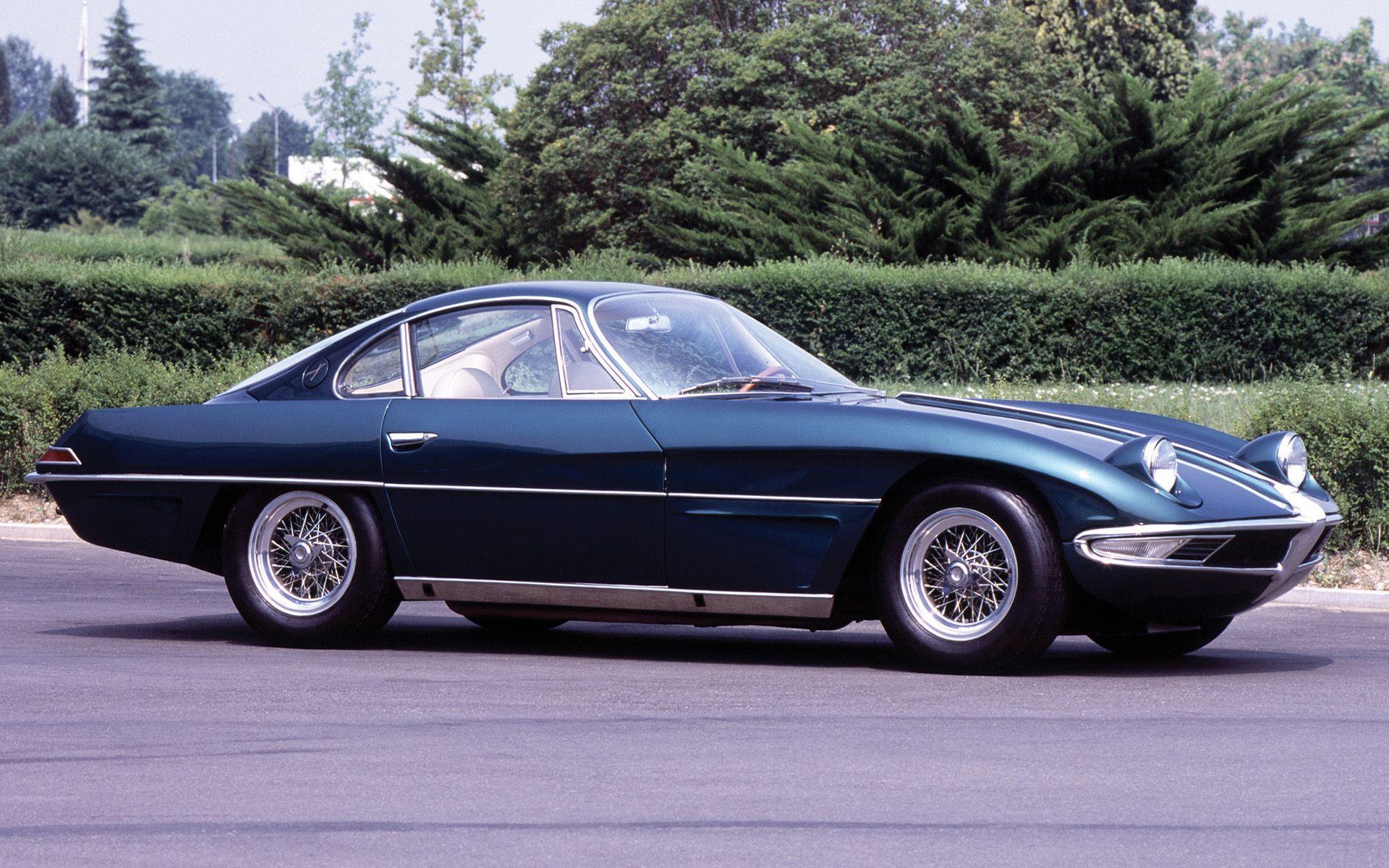 Lamborghini-350-GTV-1963
