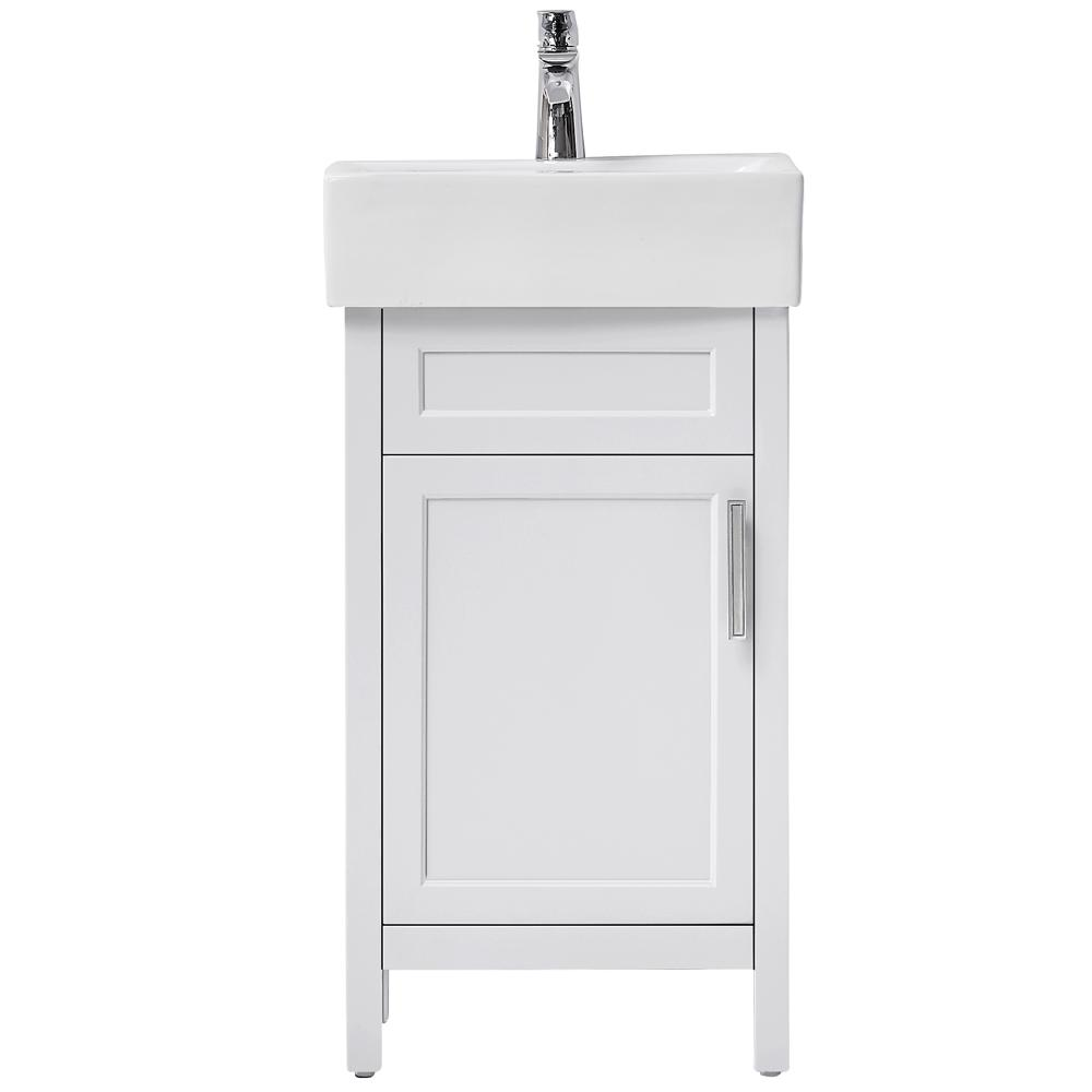 Home Decorators Collection Arvesen 18 In W X 12 In D Vanity In