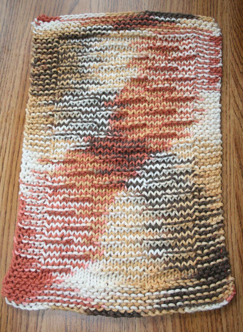 Woolly Worm Dishcloth Blogiversary Loom A Long Free Loom Knit