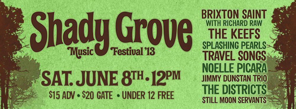 Shady Grove Music Fest | Arden,DE