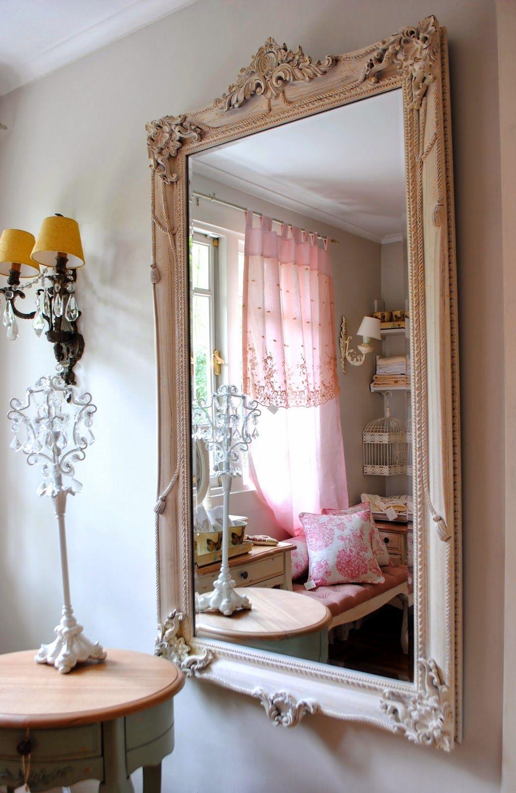 Paz Montealegre | Decoración: Espejos | dormitorios | Pinterest ...