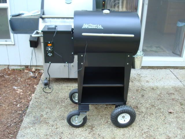 Pin By Dale Lukasik On Traeger Mods