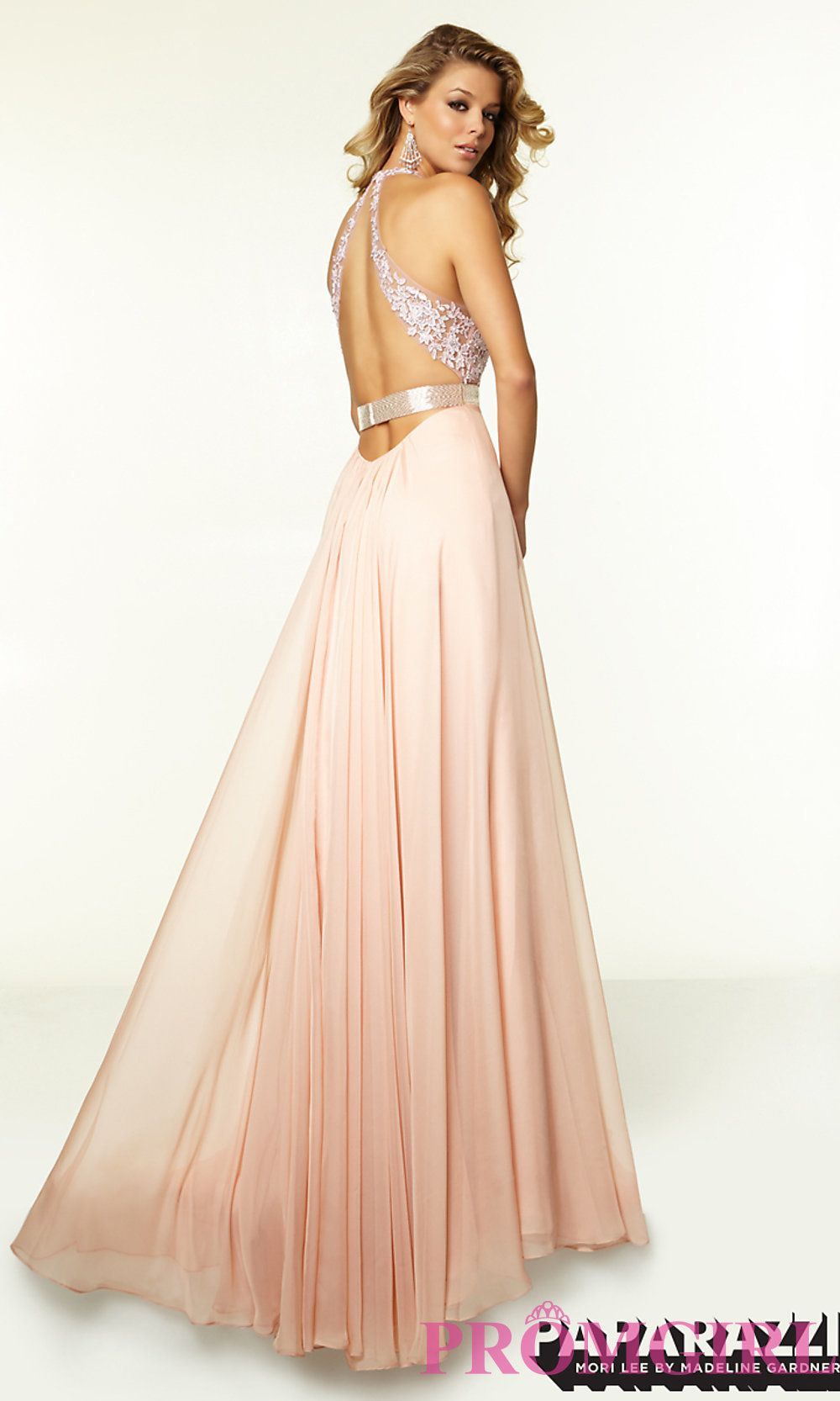 Image of mori lee long v neck prom gown ml 97018 style ml 97018 image of mori lee long v neck prom gown ml 97018 style ml ombrellifo Choice Image