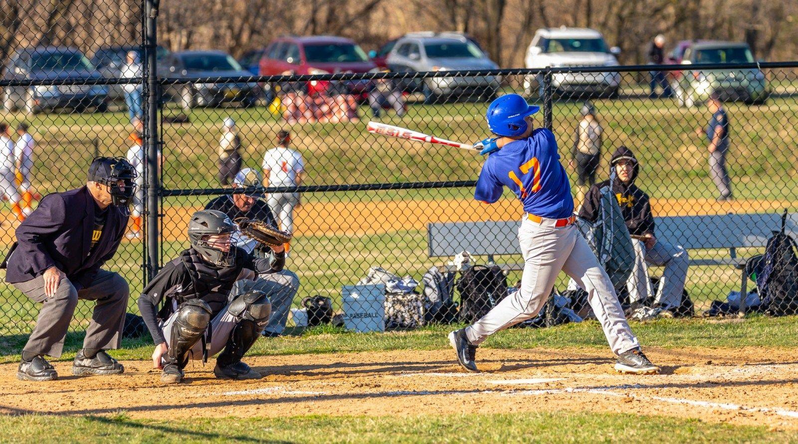 Baseball returns to york high school baseball england