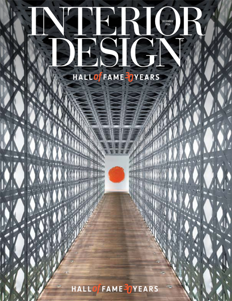 December 2014 Interior Design MagazineMagazine