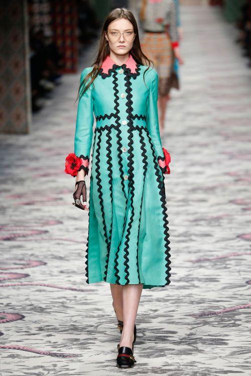 Gucci Spring Summer 2016 Milan Fashion Week