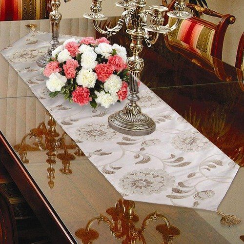 Damask Table Runners For Your Dining Room Runner Attempts Extraordinary Table Runners For Dining Room Table Inspiration Design