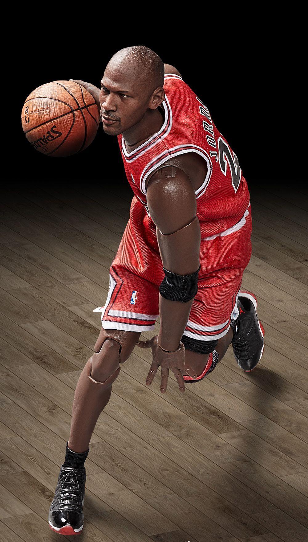 9d158ec630d Michael Jordan (Chicago Bulls) 1 9th Scale 8