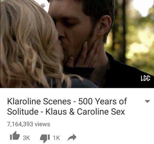 #klaroline #klaus #Caroline #tvd #otp #iwillgodownwiththisship #fanmade #fanart #forbes #mikaelson #thevampirediaries @oxmariieee