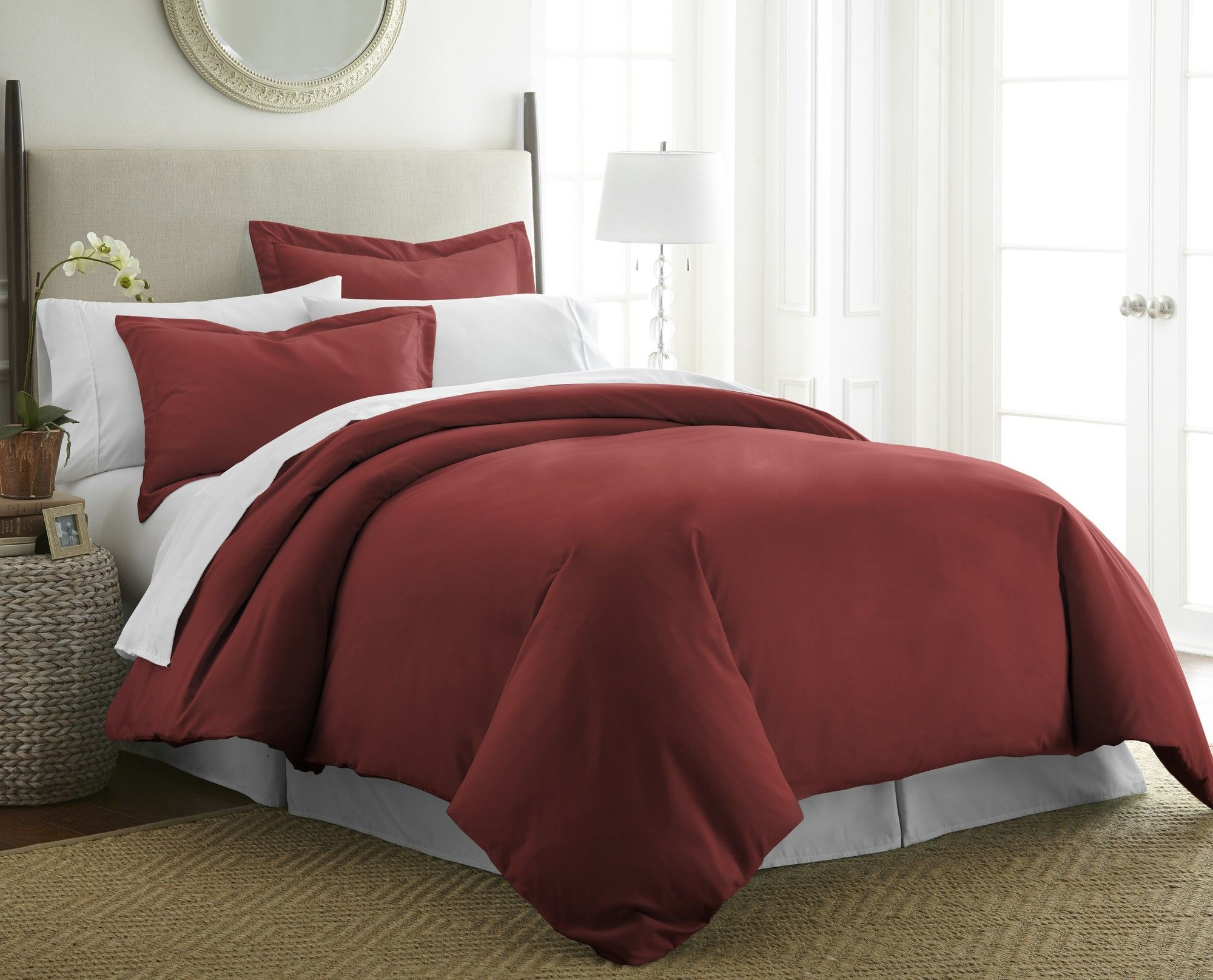 Simply Soft Duvet Cover Set