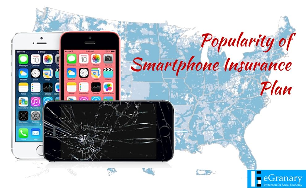 Popularity Of Smartphone Insurance Plan In United States Smartphone