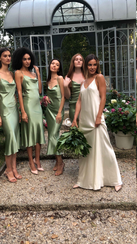 41+ Silk bridesmaids dress information