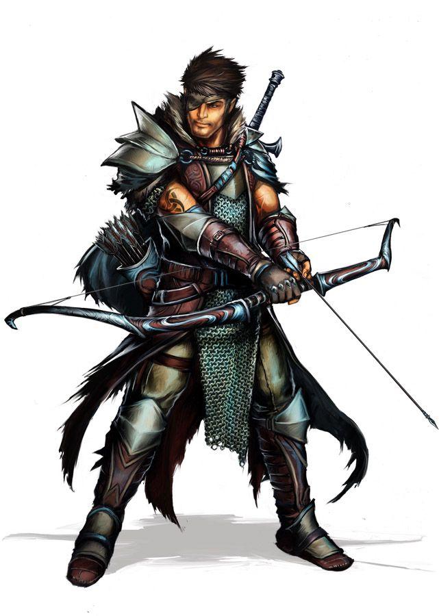 male archer on pinterest