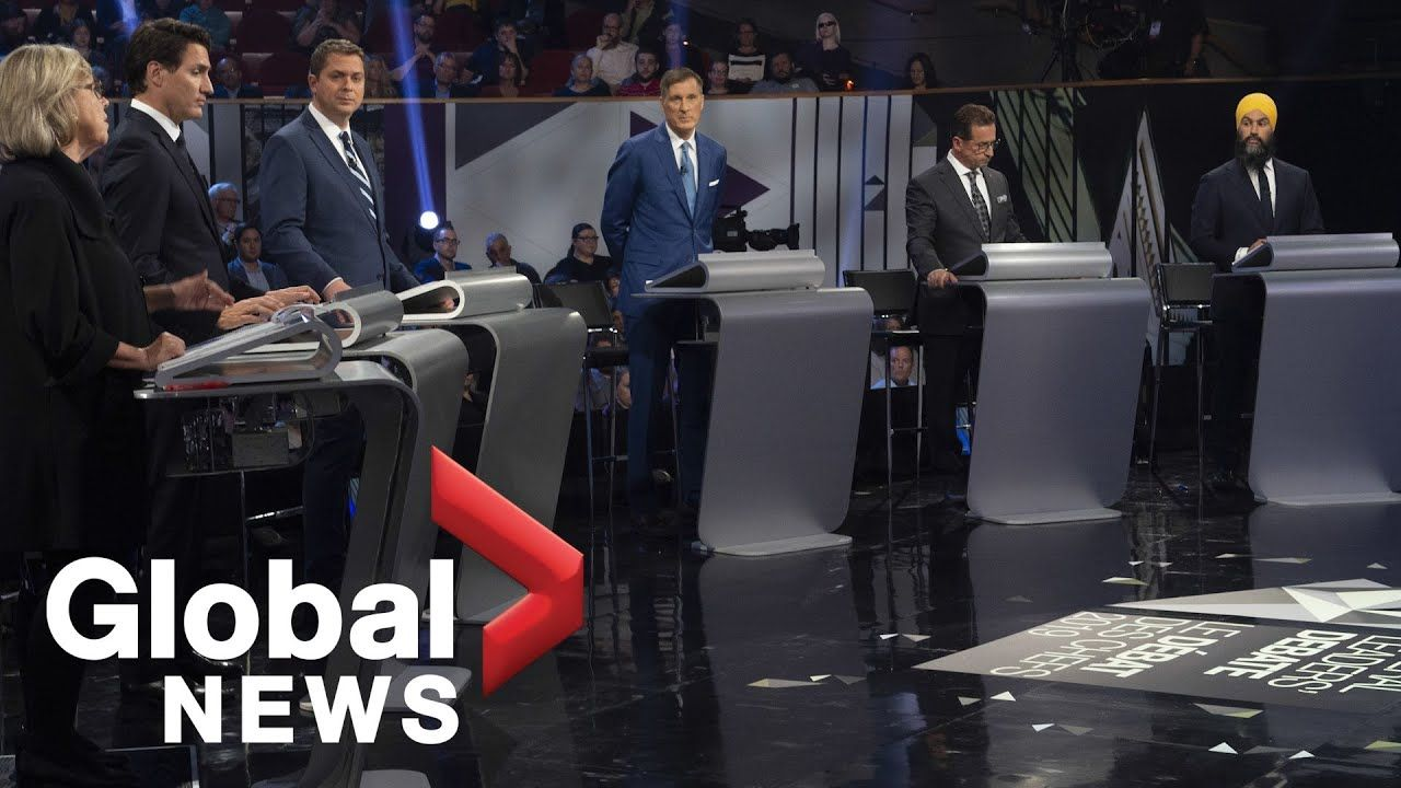 Leaders Debate Standout Moments From The Night Debate Leader In This Moment