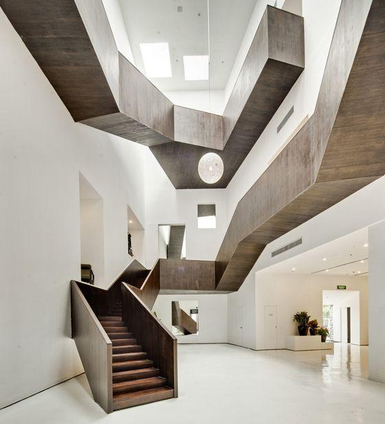 Paradigmenwechsel physische verkaufsr ume im zeitalter for Architektur oder innenarchitektur