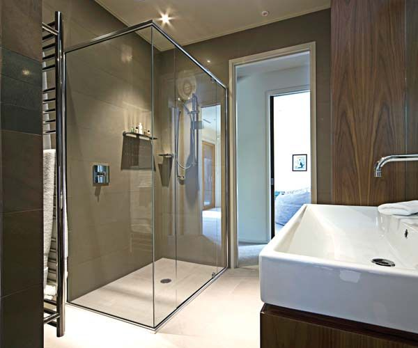 Patterned Shower Screen | Brainstorming The Bathroom Look | Pinterest | Shower  Screen, Bath Shower And Bath