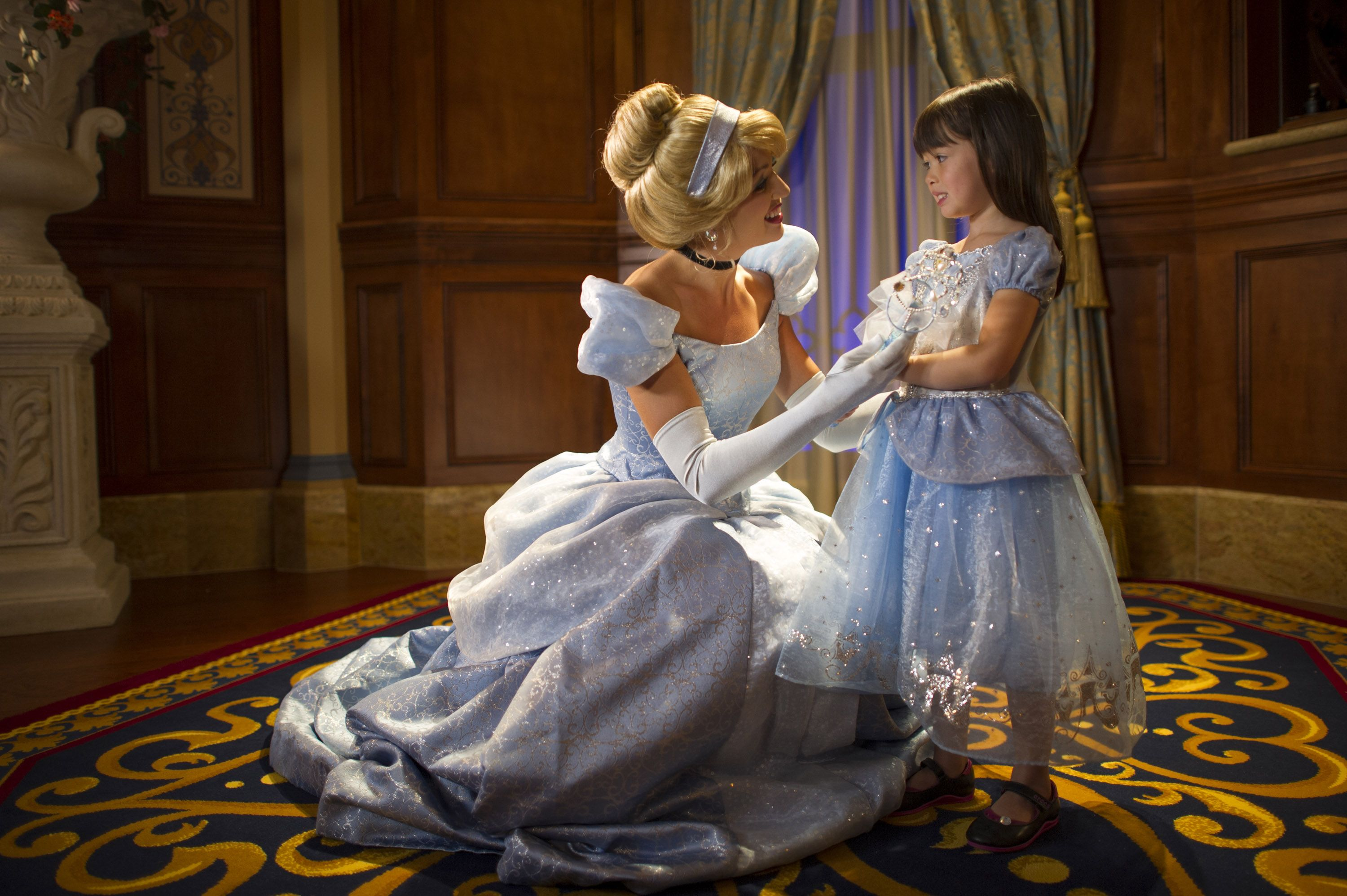 Where to meet Disney princesses at Walt Disney World
