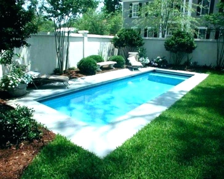 small pools swimming pool dimensions above small inground ...