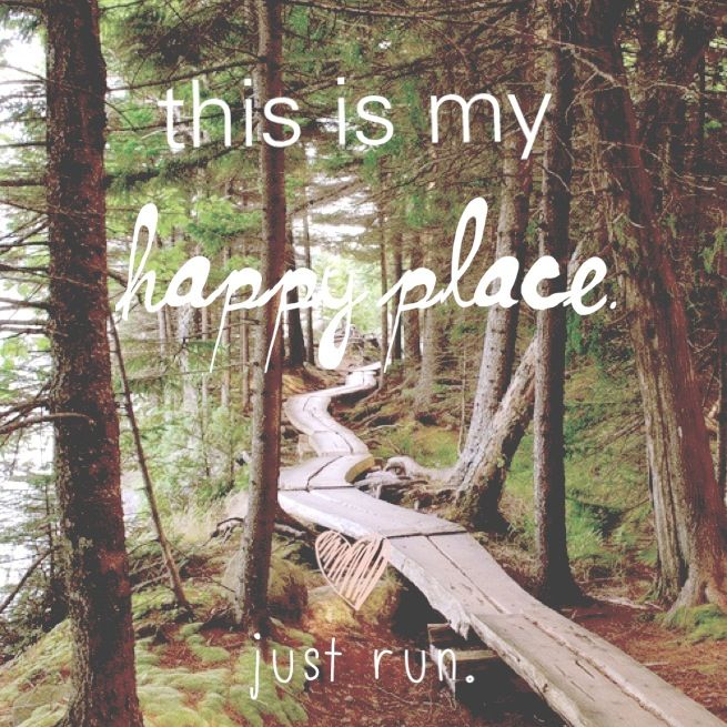 The Year Of Living Intentionally: Running My Own Race