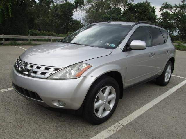 2004 Nissan Murano Car #5 Loved The Car But Not The Gas Mileage! Leased It  For 1.5 Years!
