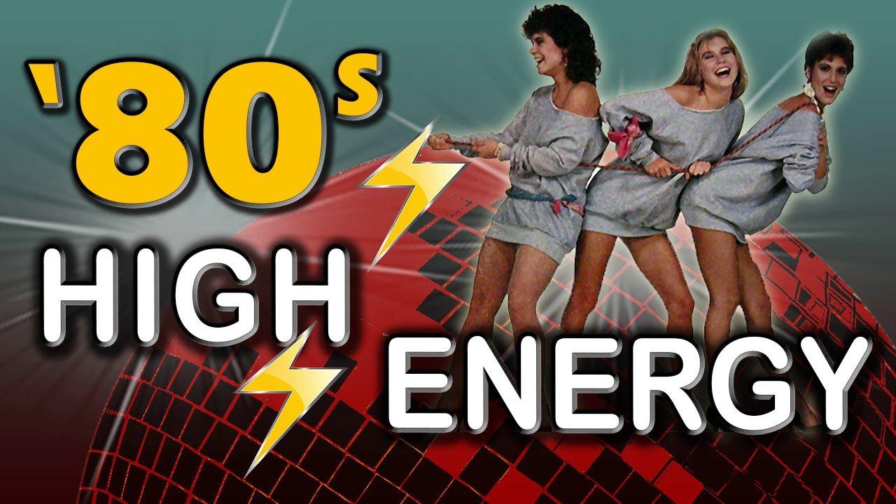 Best Disco Songs of 1980s Music Hits - Hi- NRG Italo Disco