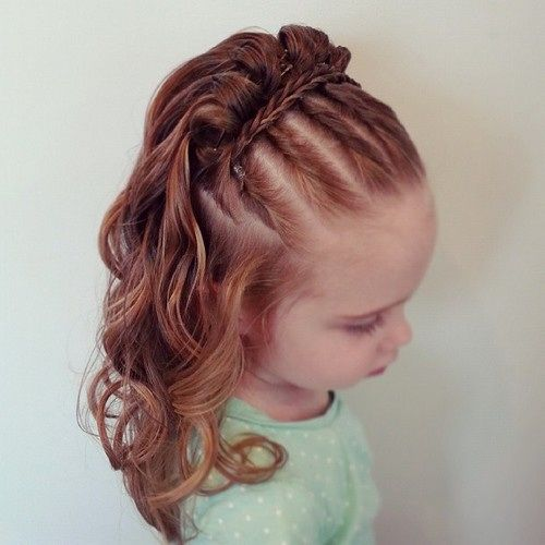 20 Super Sweet Baby Girl Hairstyles Cute little girl