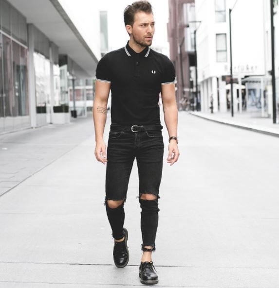 Dr Martens 1461 Smooth Leather Oxford Shoes In 2020 Dr Martens Style Mens Outfits Doc Martens Outfit