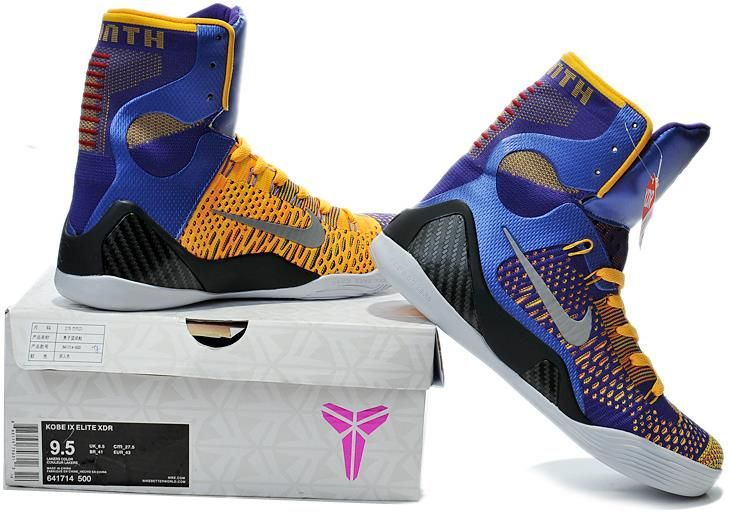 Kobe 9 High Mens Blue Orange Purple Black, cheap Kobe 9 High-Top Elite, If  you want to look Kobe 9 High Mens Blue Orange Purple Black, you can view  the Kobe ...