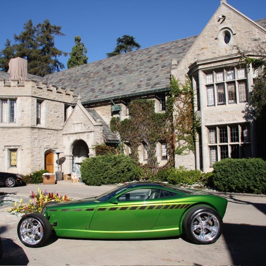 Photo: house/residence of the cool 18 million earning Southern California-resident