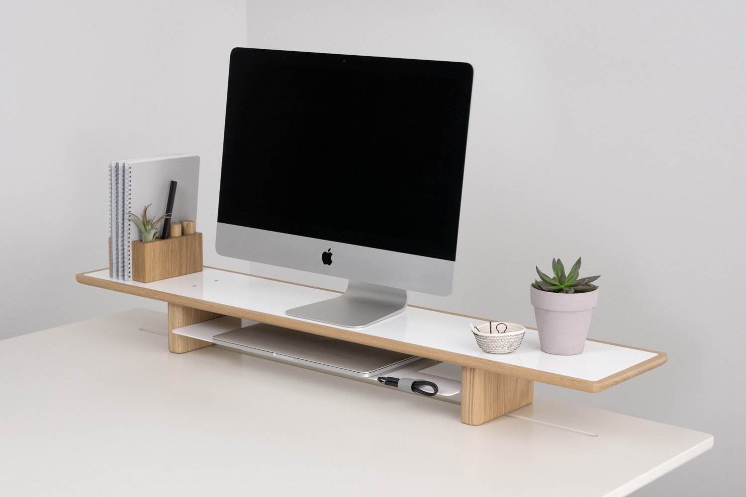 Lift In 2020 White Desk Setup Home Room Design Desk Storage