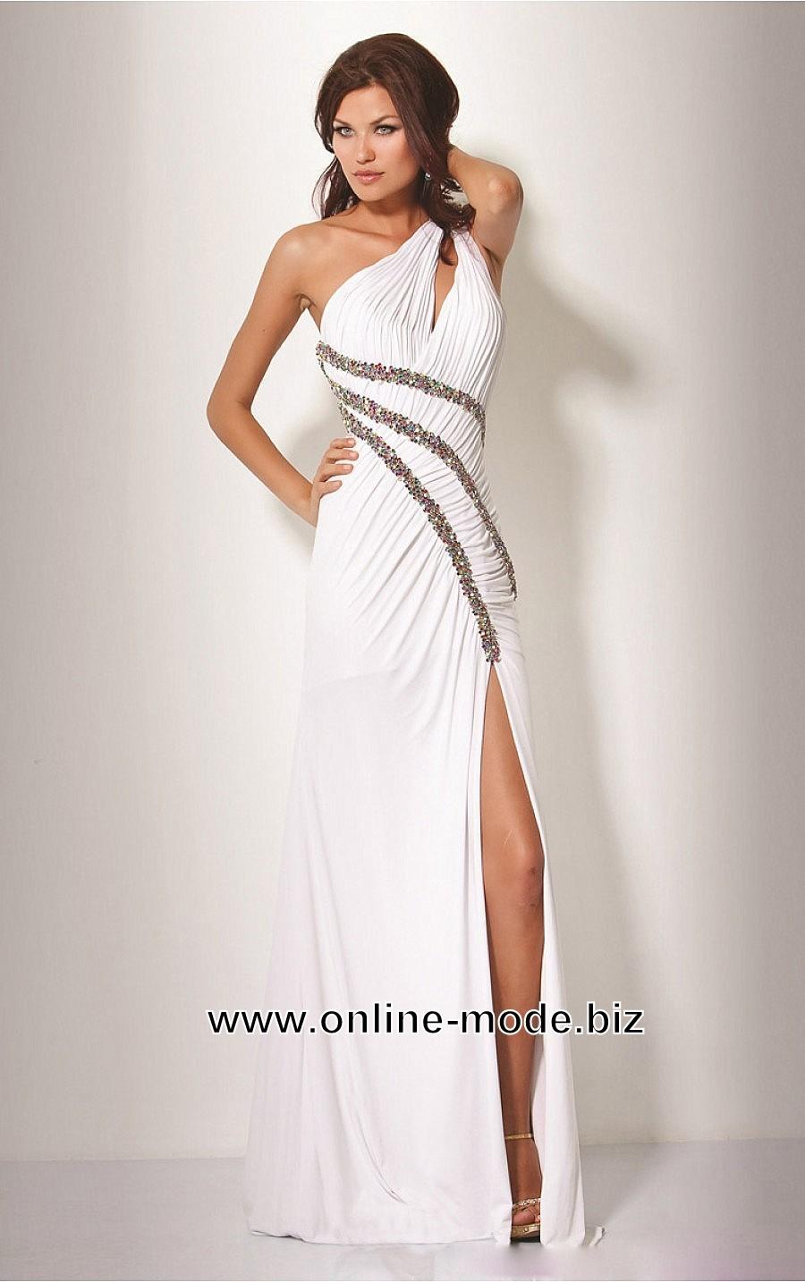 Pin auf Abendkleider in Weiß 5 neuesten Trends