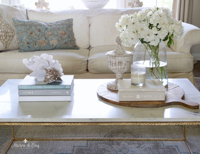 How to Style a Coffee Table My Five Essential Tips Gallery