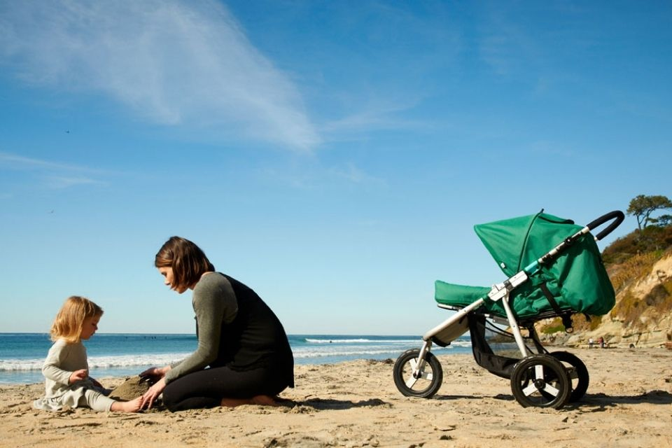 Indie Stroller by Bumbleride Travel systems for baby
