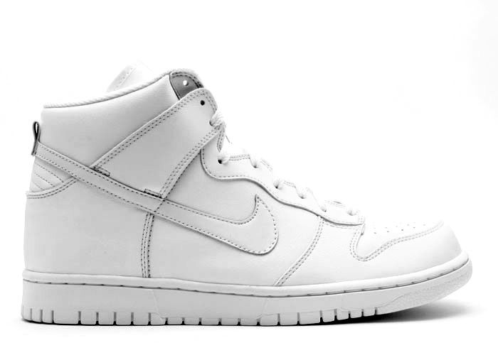 best sneakers 94287 cdbb5 White Dunks   My Point Of View ILUZIA   Shoes, Nike dunks und White ...