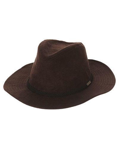 BILLABONG SPLASH DANTZ HAT - 100% Faux Suede Boho hat in Espresso  hats   cf664679c1e2
