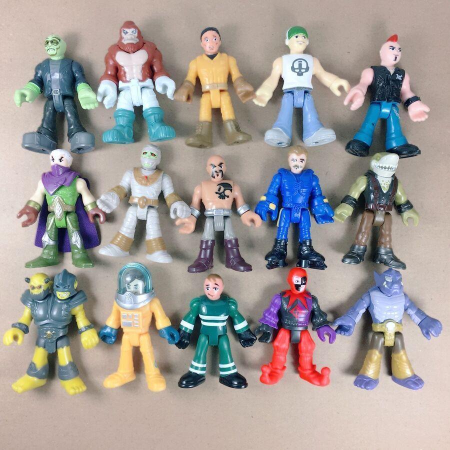 IMAGINEXT DC Super Friends Power Rangers Legends Blind bag Series Your Choice