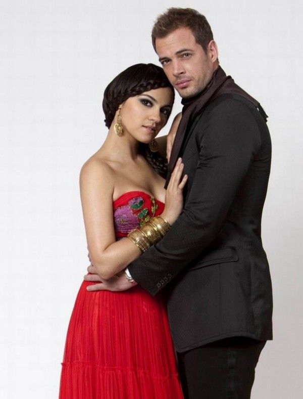 ad698c144 Maite Perroni   William Levy...cuidado con el angel.
