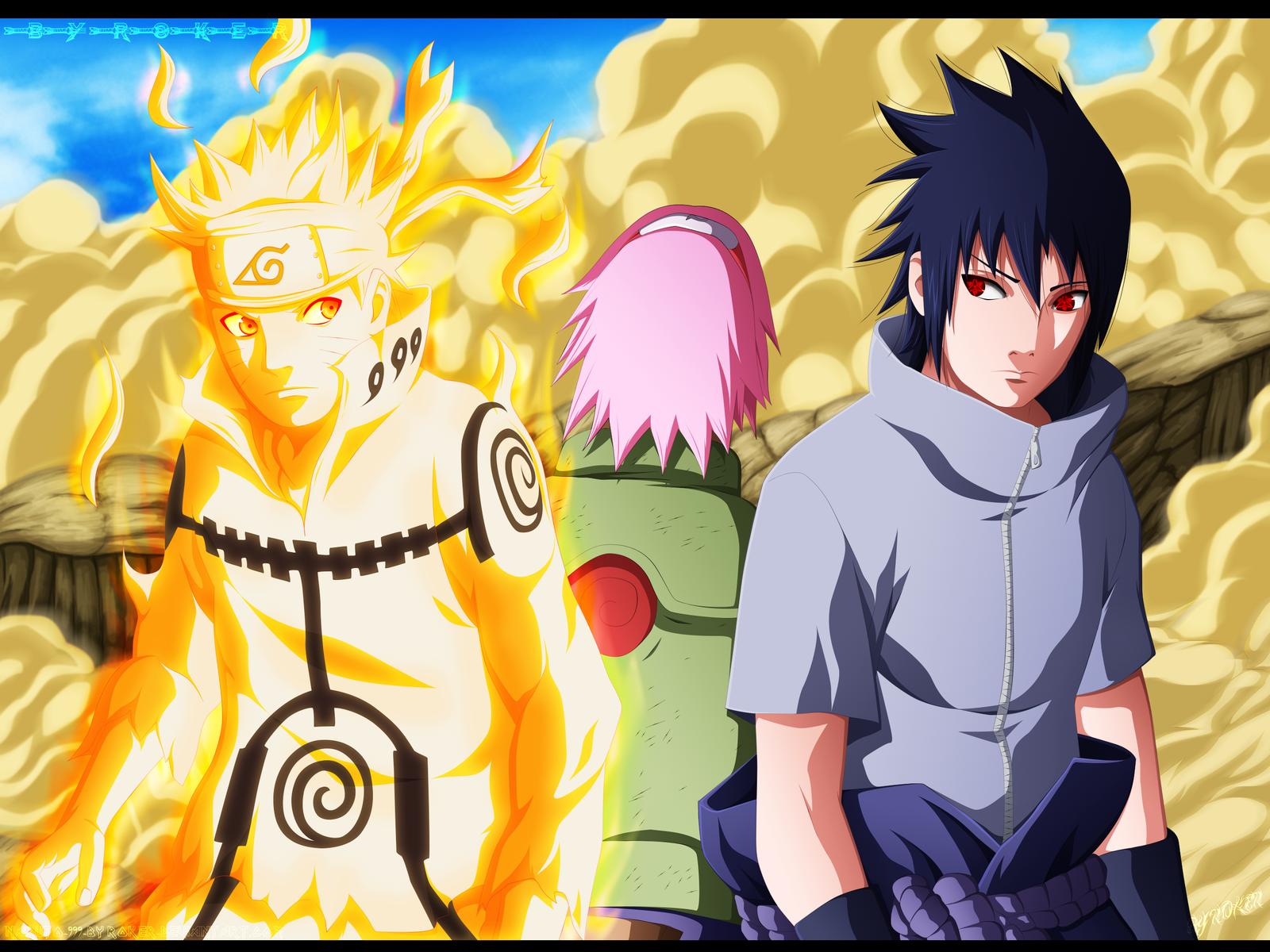 A Beginner S Guide To Reading Manga Anime Naruto Gaiden Manga Anime Images
