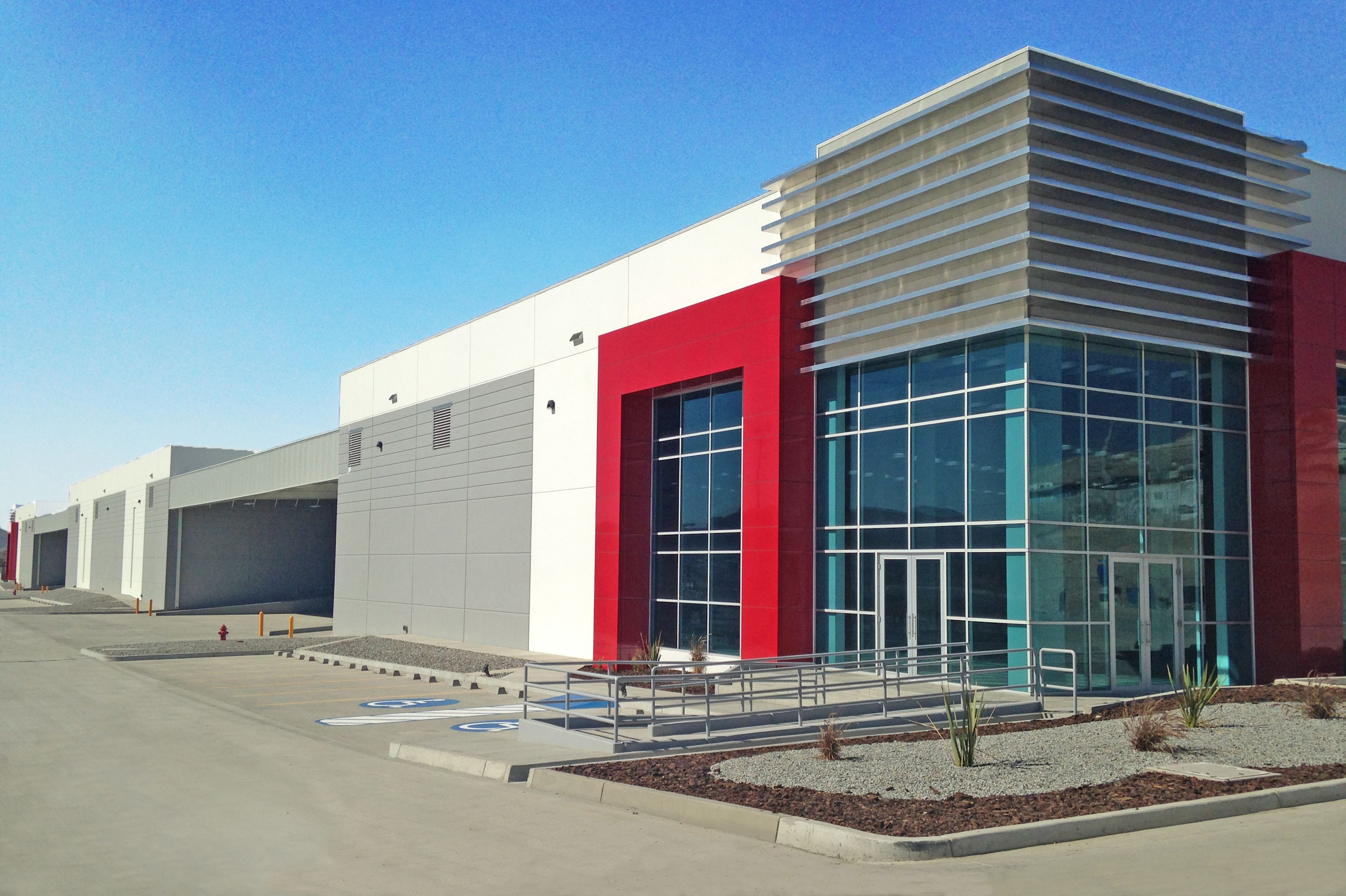 #WareMalcomb #Mexico completes new #industrial project in ...