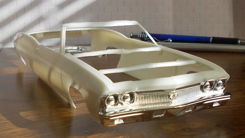 1968 Chevelle Convertible *Almost done - Sneak Preview!* - Muscle Cars - Modeling Subjects - Scale Auto Community