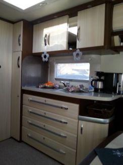 hobby prestige 650 wfu klima backofen 14l g e therme in aachen aachen haaren wohnmobile. Black Bedroom Furniture Sets. Home Design Ideas