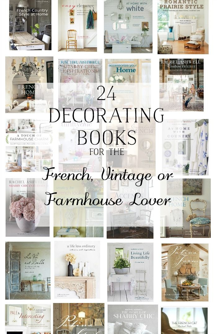 My Favorite Things & My Favorite Decorating Books | Products ...