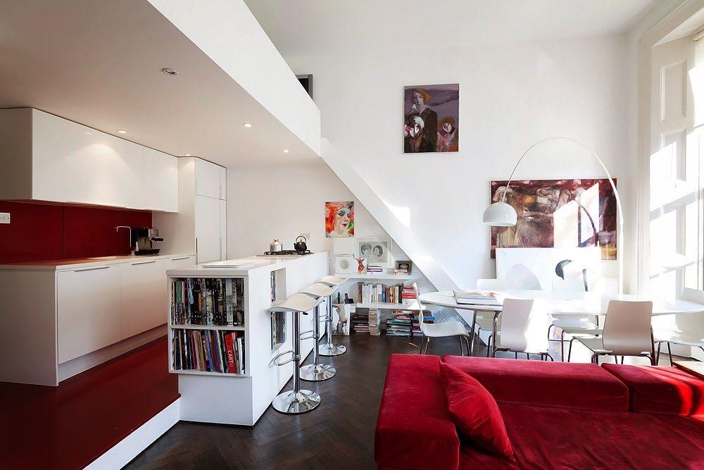 Apartamento en Londres   interior // domestic   Pinterest ...