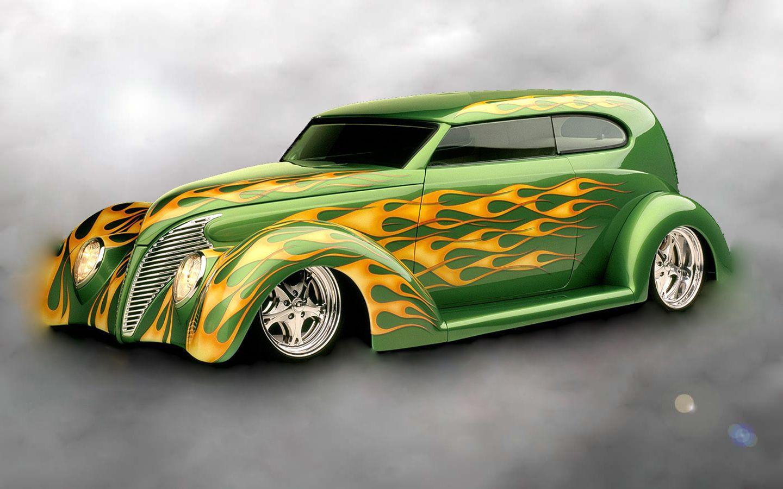 hot rods cars flame hot rod flame hot rod hot rods ii. Black Bedroom Furniture Sets. Home Design Ideas