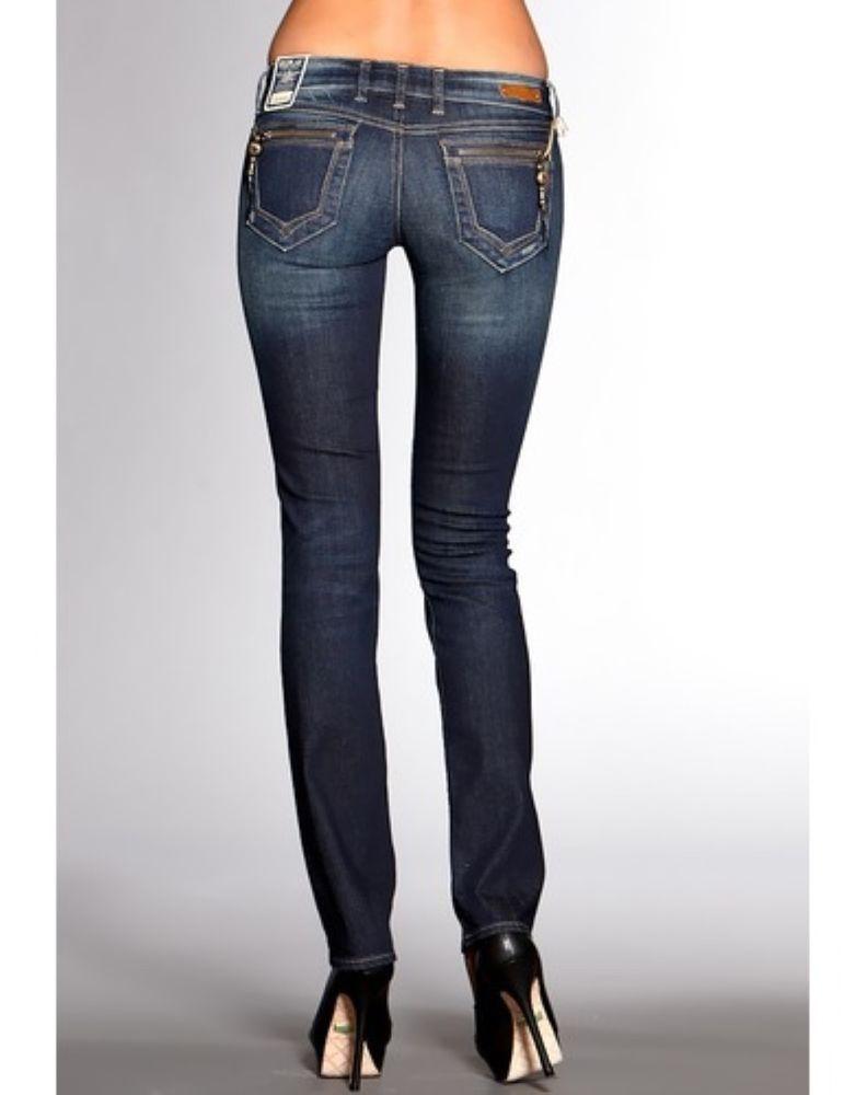 Womens Superslim Denim Skinny Jeans Herrlicher c0s3z3