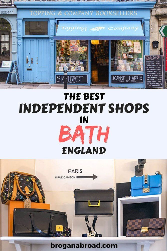 Exploring Bath Through its Independent Shops and Restaurants #travelengland
