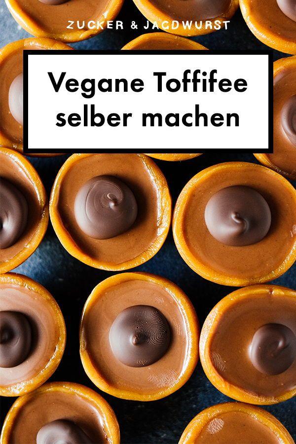 Photo of Vegane Toffifee selber machen