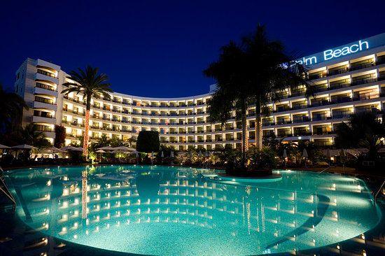 Maspalomas Gran Canaria Seaside Palm Beach Hotel Reviews