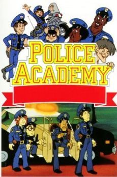 Police Academy Cartoon Police Academy Animated Series Engels Police Academy Tv Series To Watch Animation Series